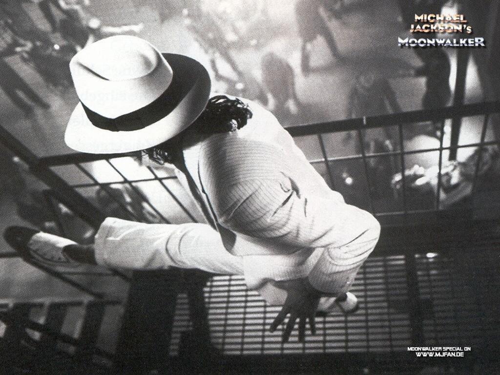 Music Wallpaper: Michael Jackson - Moonwalker