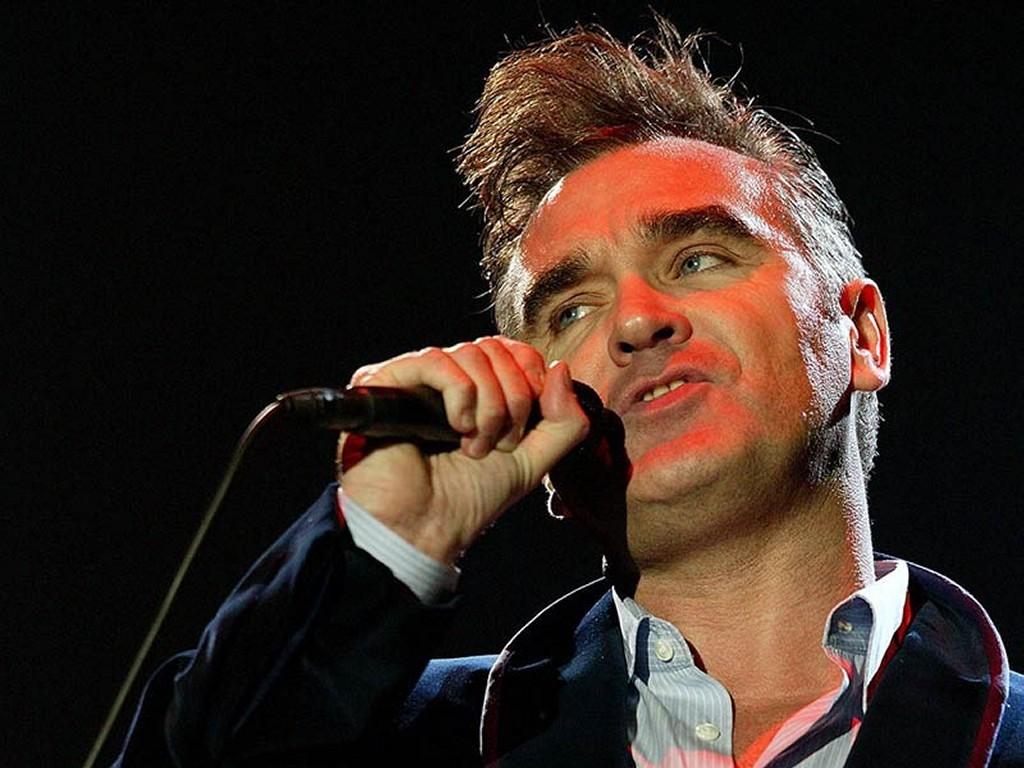 Music Wallpaper: Morrissey