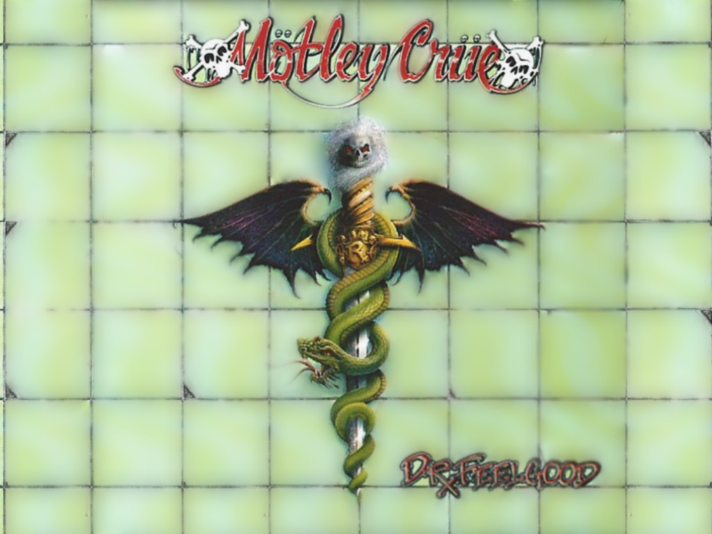 Music Wallpaper: Motley Crue - Dr. Feelgood