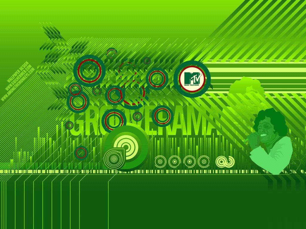 Music Wallpaper: MTV - Grooverama