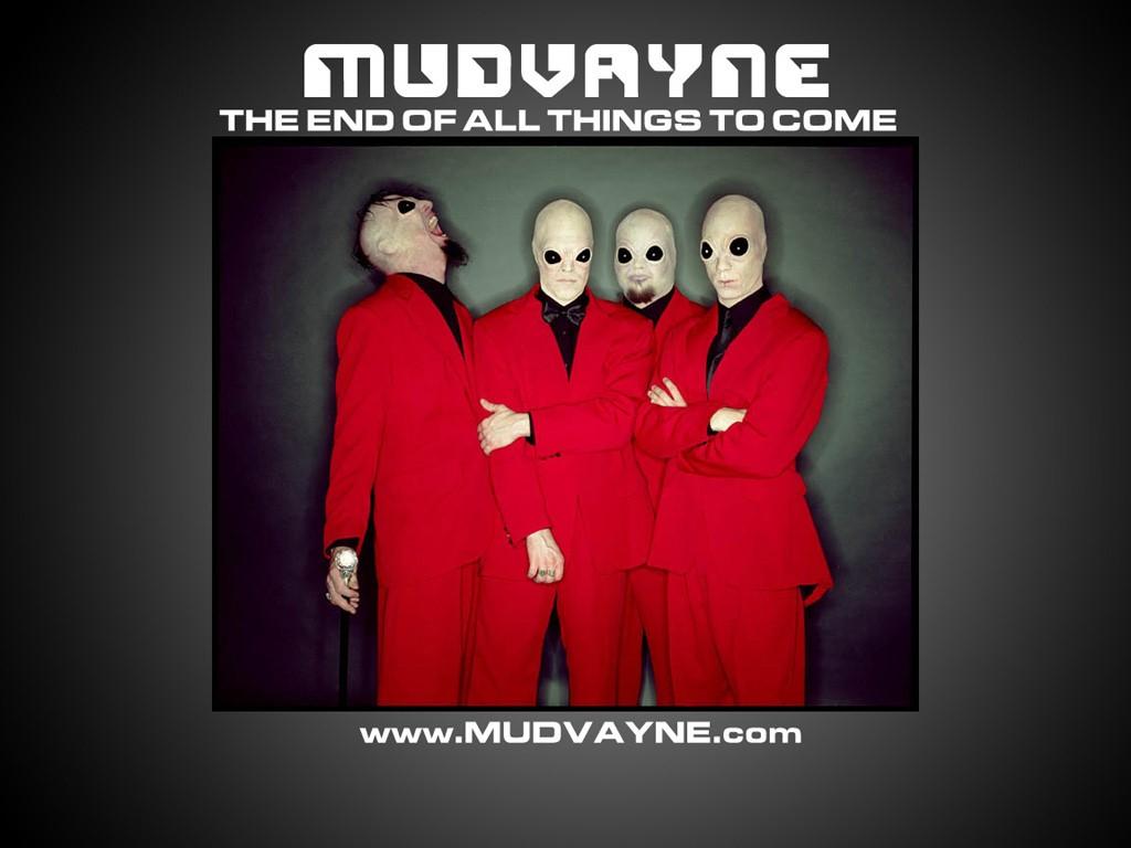 Music Wallpaper: Mudvayne