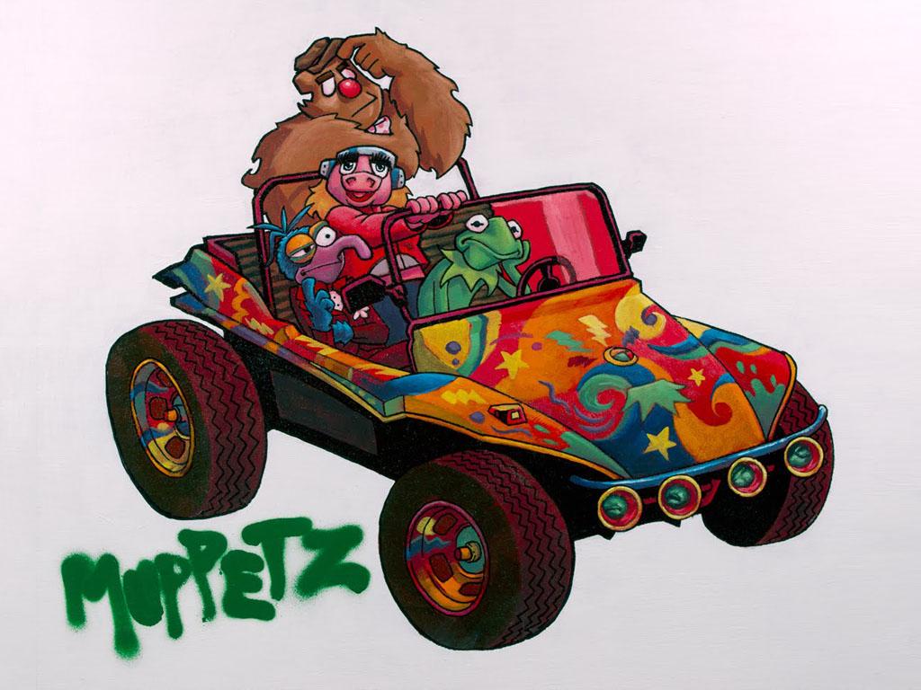 Music Wallpaper: Muppetz