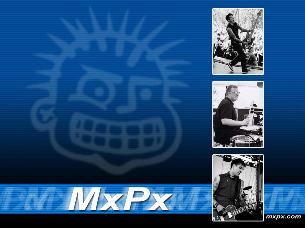 Music Wallpaper: MxPx