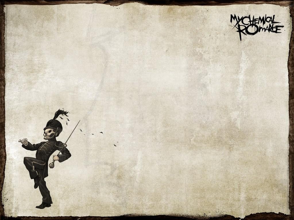 Music Wallpaper: My Chemical Romance