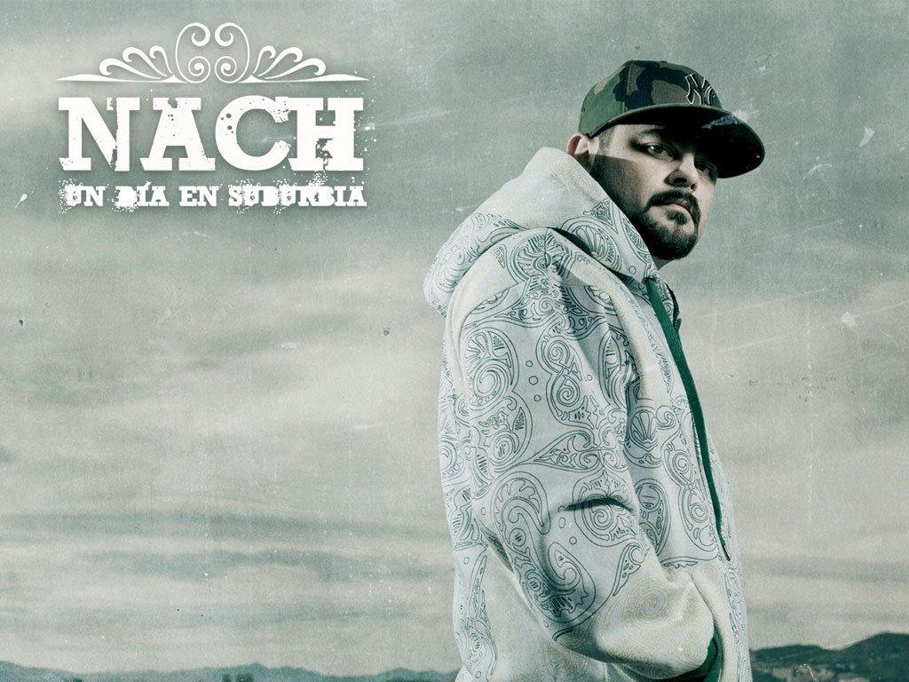 Music Wallpaper: Nach