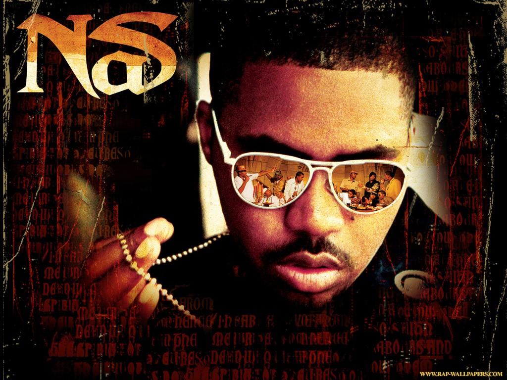 Music Wallpaper: Nas