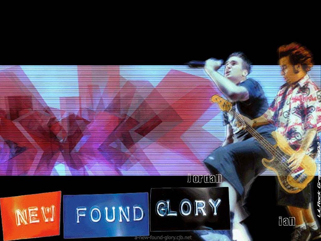 Music Wallpaper: New Found Glory