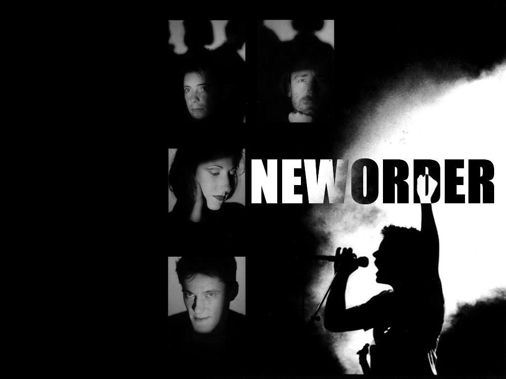 Music Wallpaper: New Order