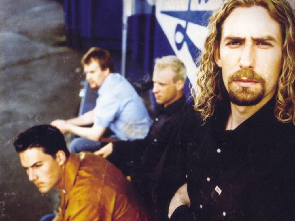 Music Wallpaper: Nickelback