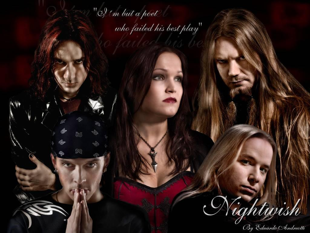Music Wallpaper: Nightwish