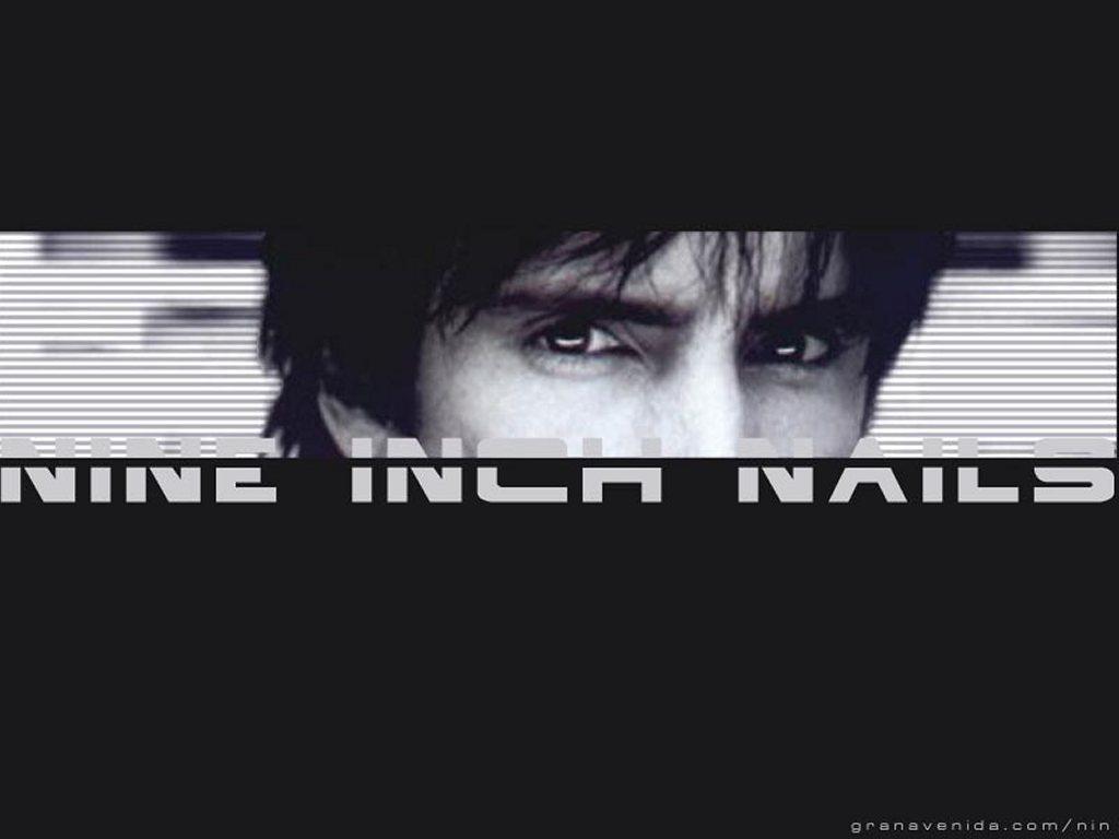 Music Wallpaper: NIN - Trent Reznor