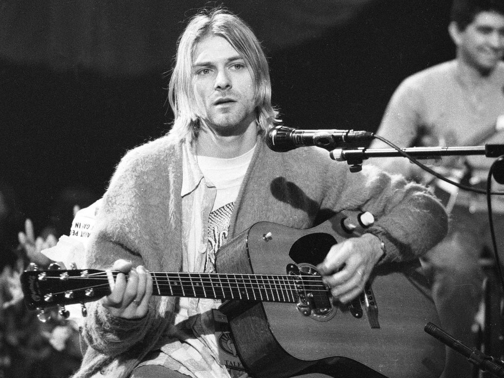 Music Wallpaper: Nirvana - Acoustic
