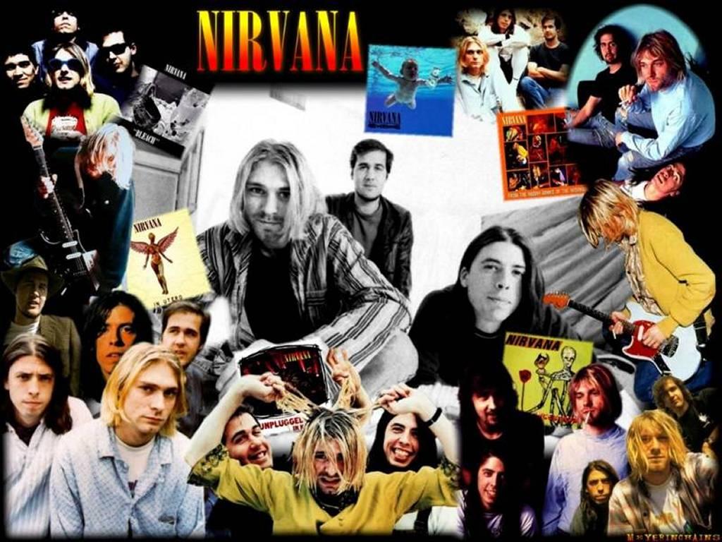 Music Wallpaper: Nirvana