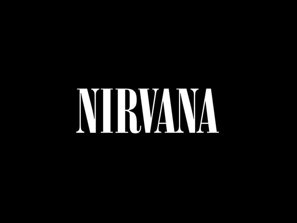 Music Wallpaper: Nirvana - Logo
