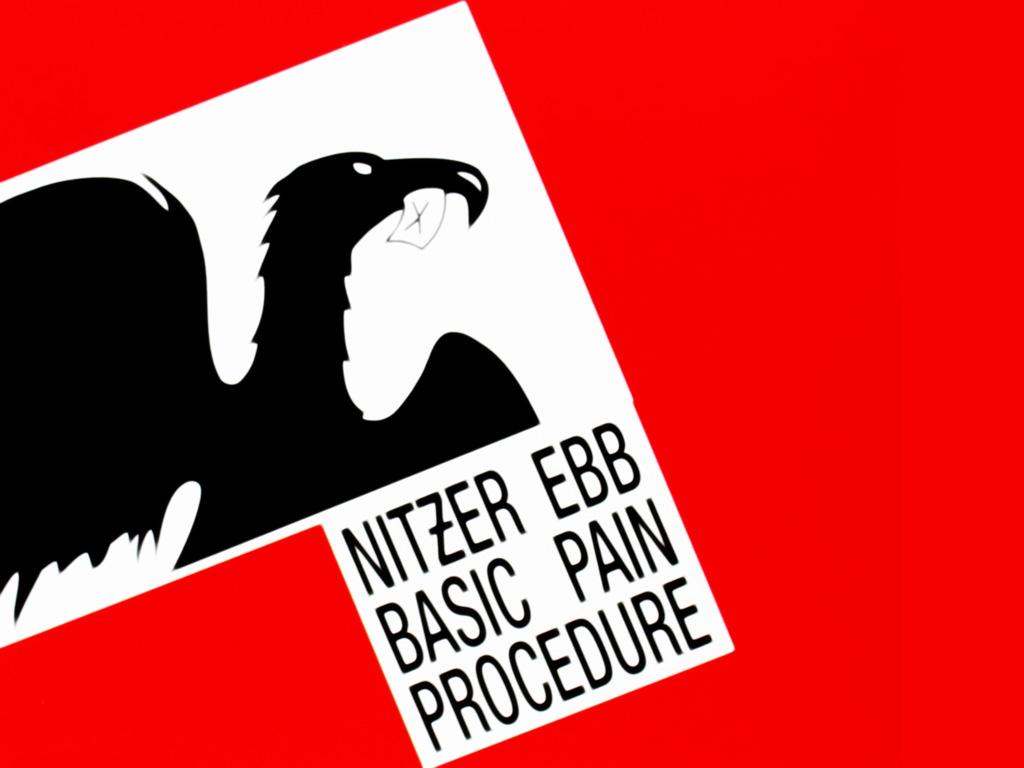 Music Wallpaper: Nitzer Ebb - Basic Pain Procedure