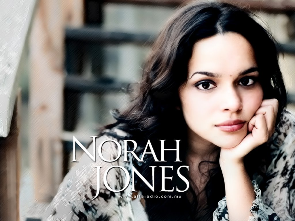 Music Wallpaper: Norah Jones