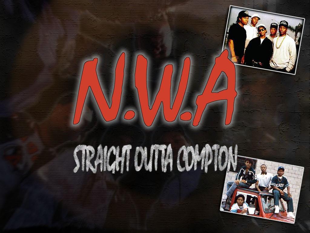 Music Wallpaper: N.W.A.