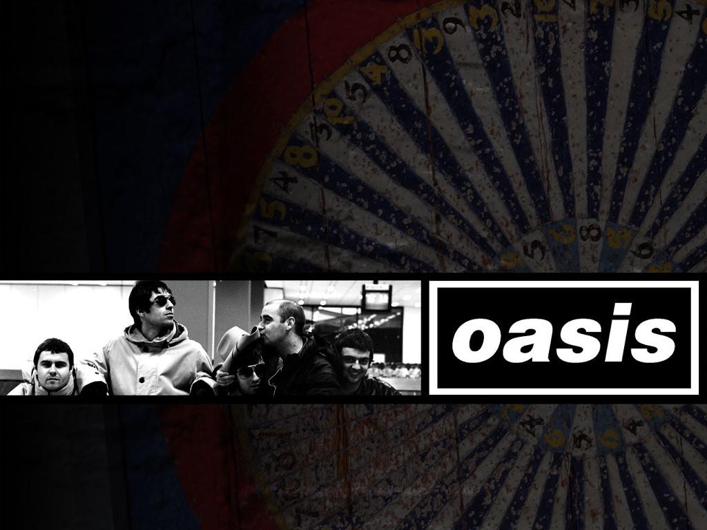Music Wallpaper: Oasis