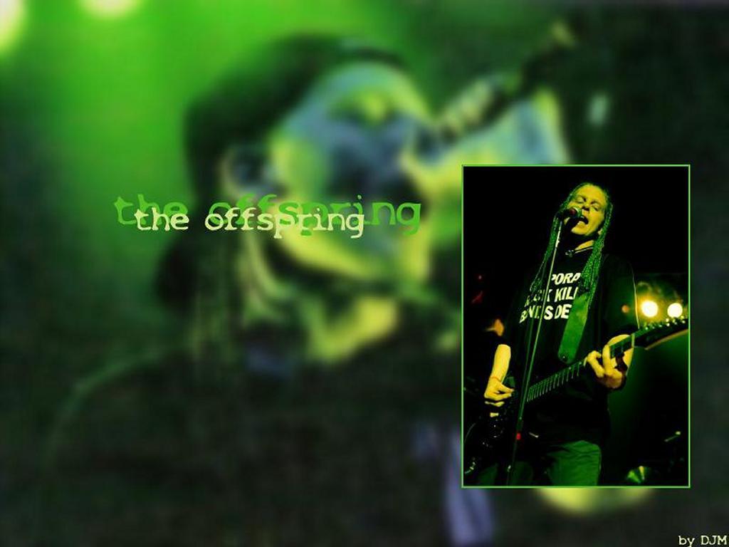 Music Wallpaper: Offspring