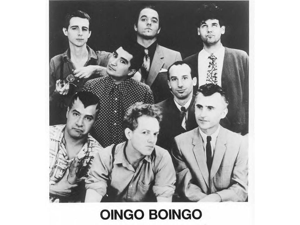 Music Wallpaper: Oingo Boingo