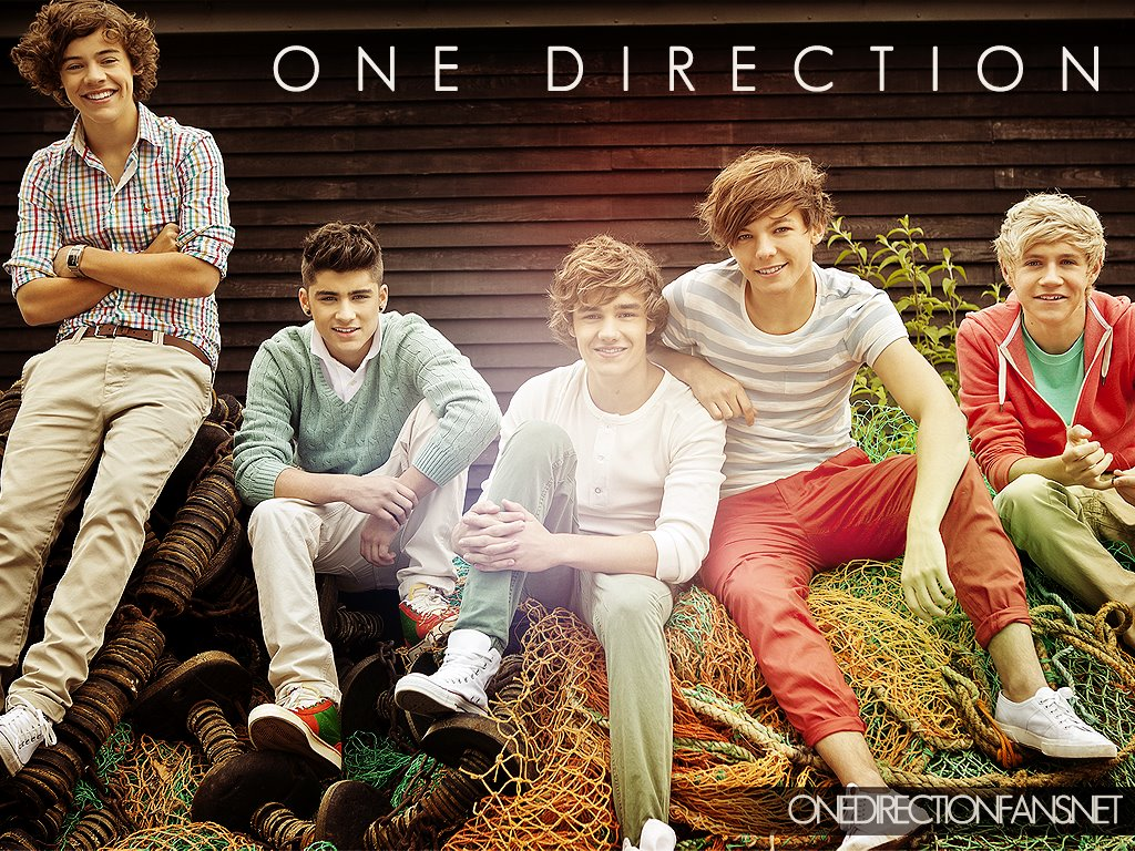 Music Wallpaper: One Direction