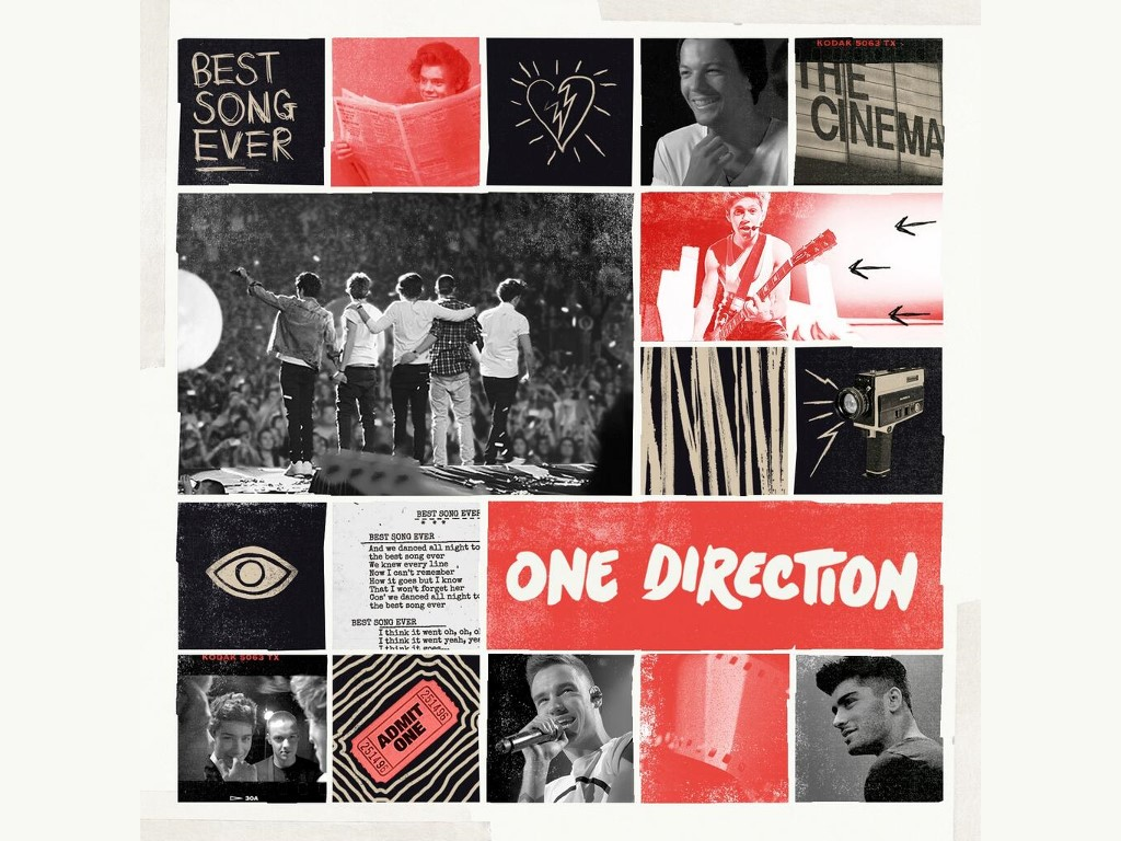 Music Wallpaper: One Direction - Best Song Ever