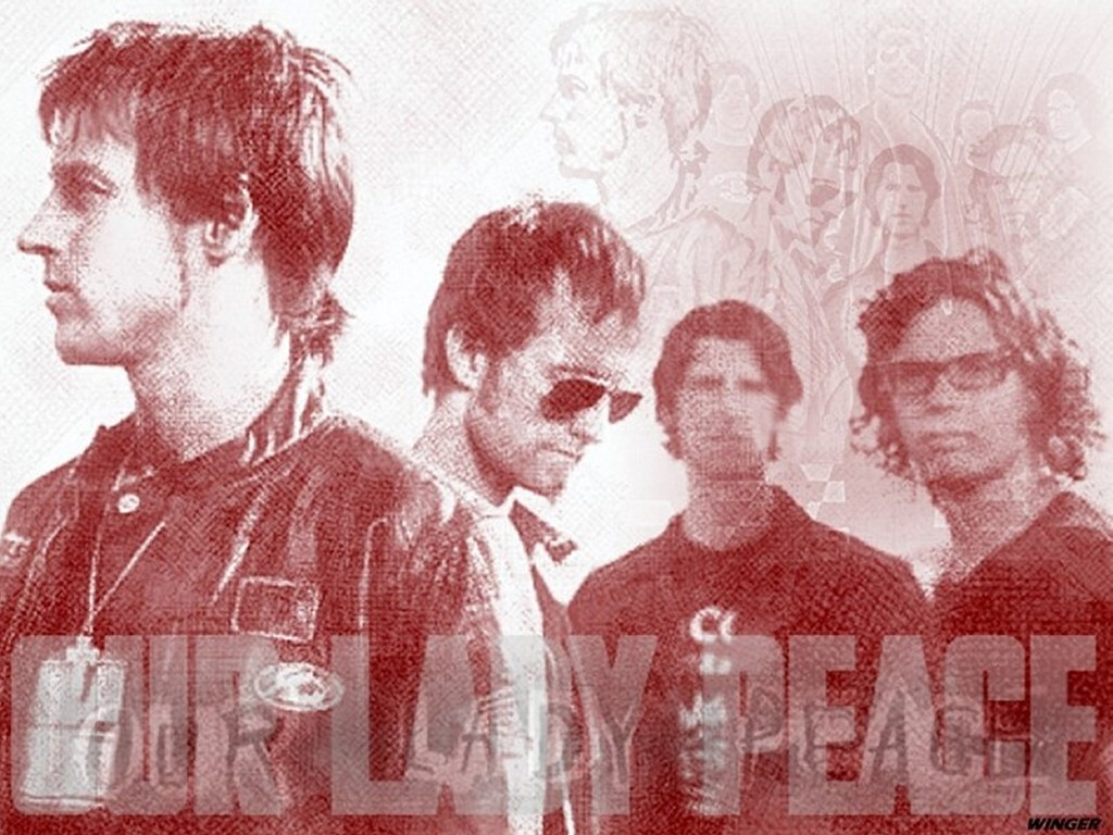 Music Wallpaper: Our Lady Peace