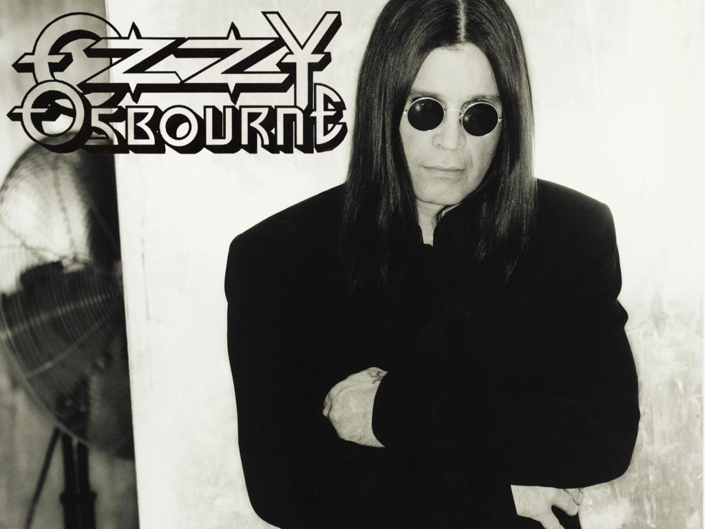 Music Wallpaper: Ozzy Osbourne