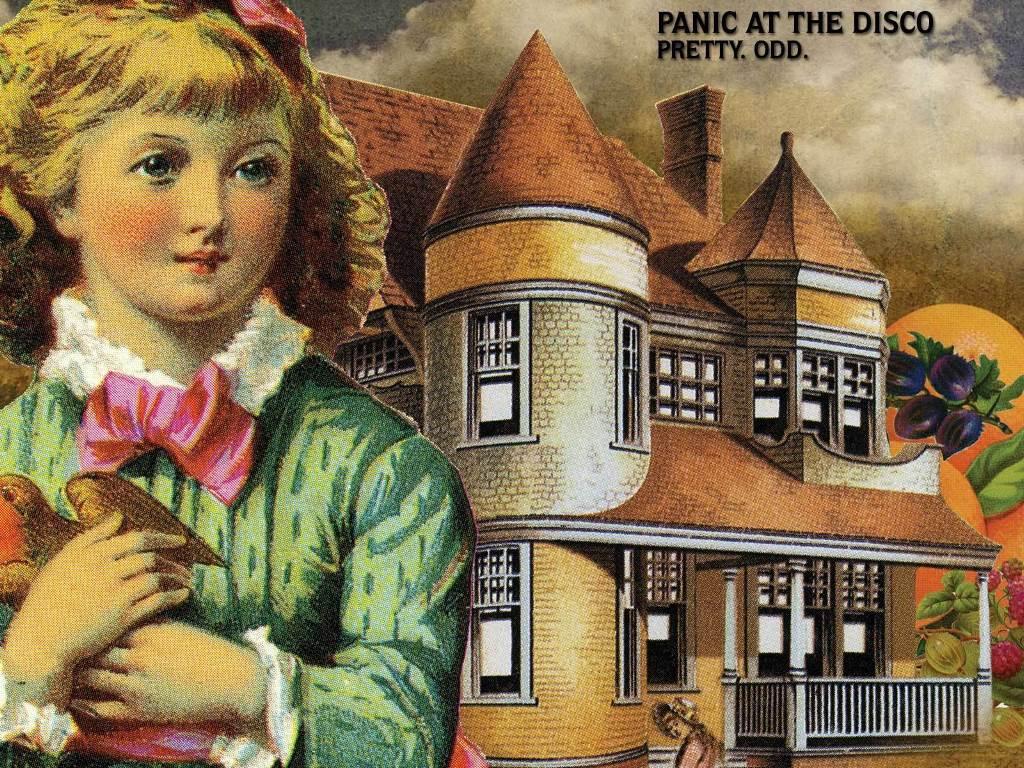 Music Wallpaper: Panic at the Disco - Pretty Odd