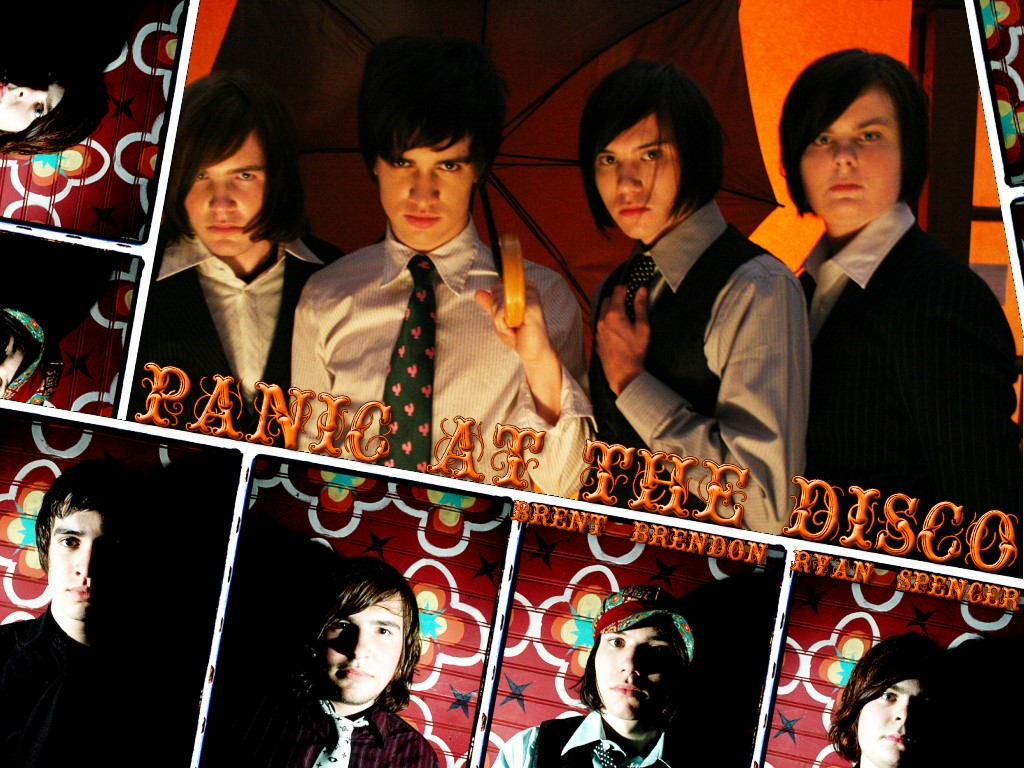 Music Wallpaper: Panic at the Disco