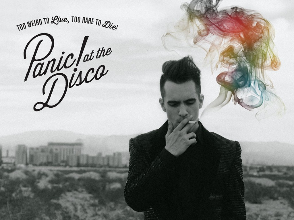 Music Wallpaper: Panic at the Disco