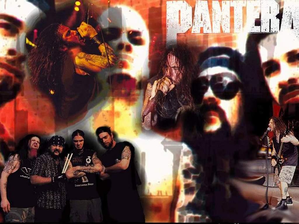 Music Wallpaper: Pantera