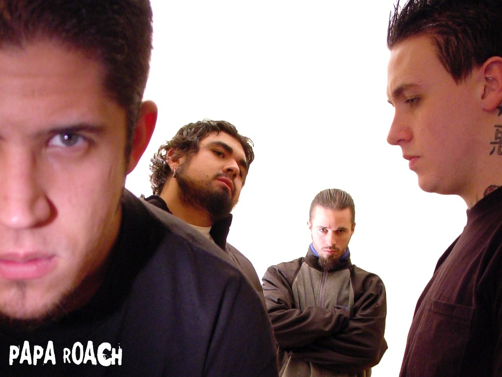 Music Wallpaper: Papa Roach