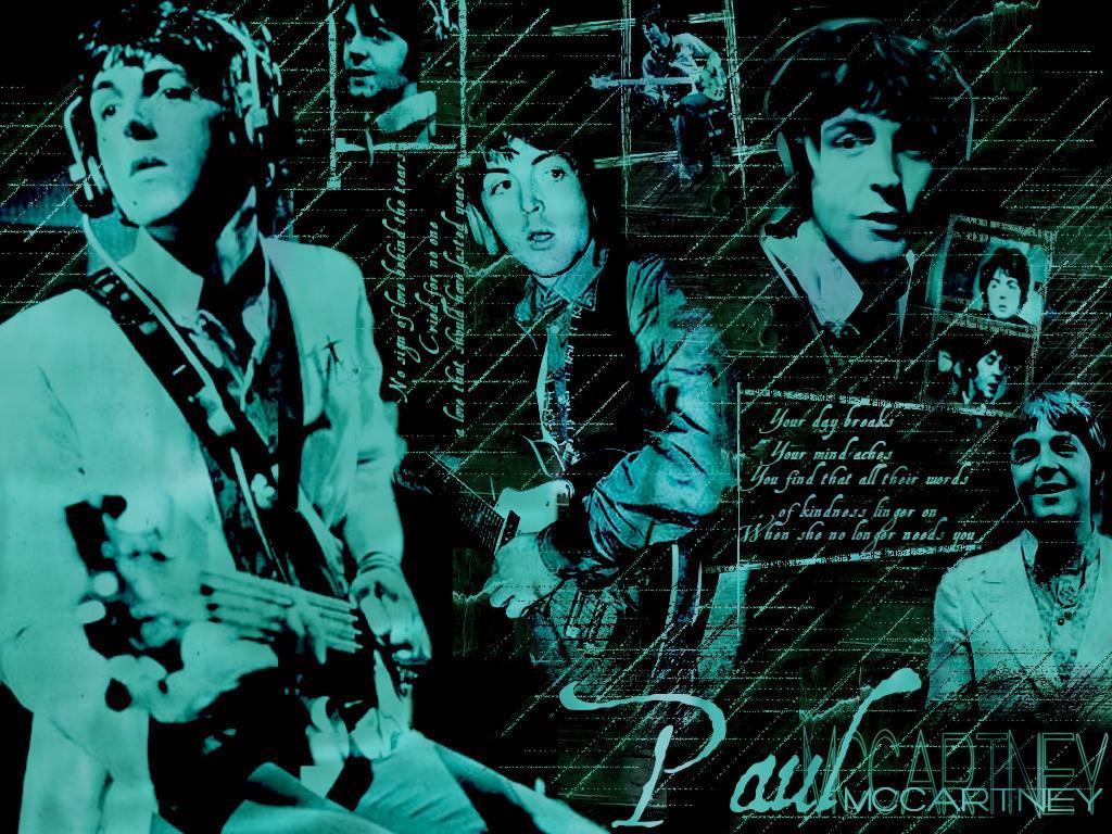 Music Wallpaper: Paul McCartney