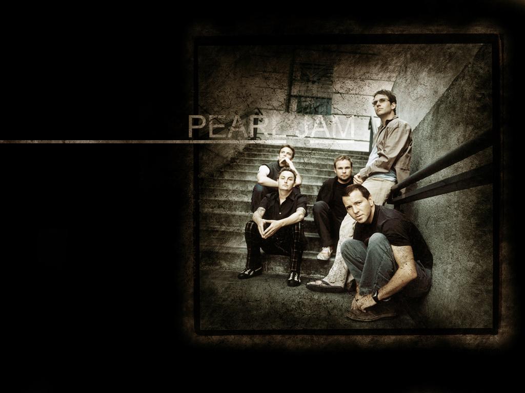 Music Wallpaper: Pearl Jam