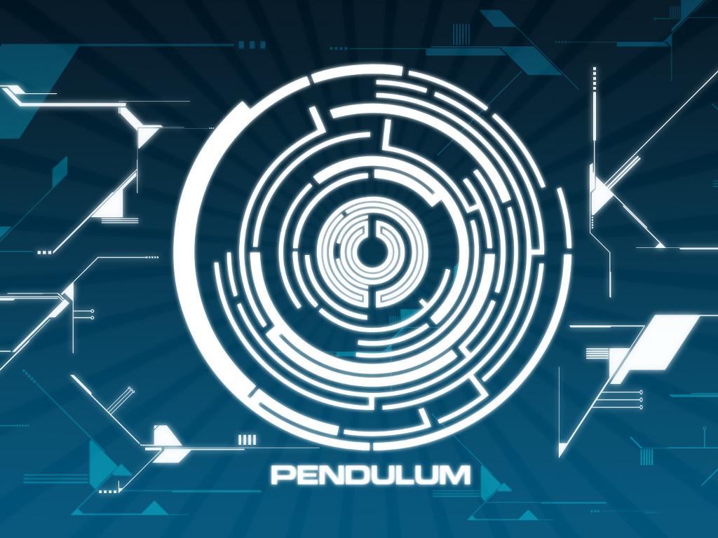 Music Wallpaper: Pendulum