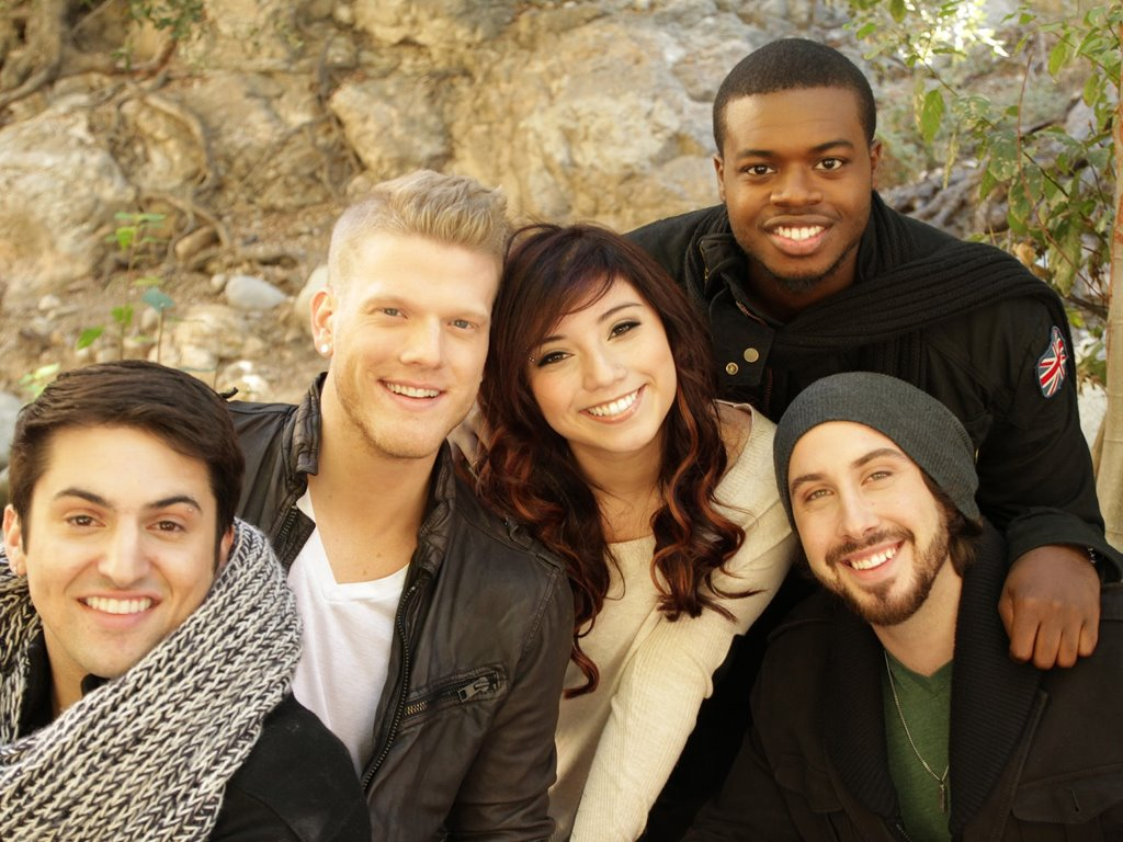 Music Wallpaper: Pentatonix