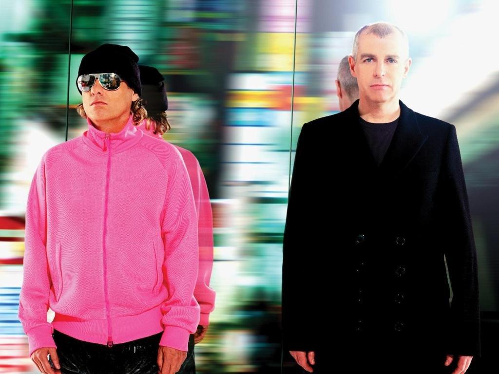 Music Wallpaper: Pet Shop Boys
