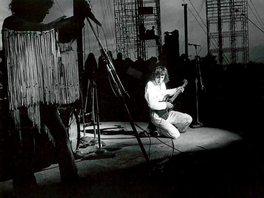 Music Wallpaper: Pete Townshend
