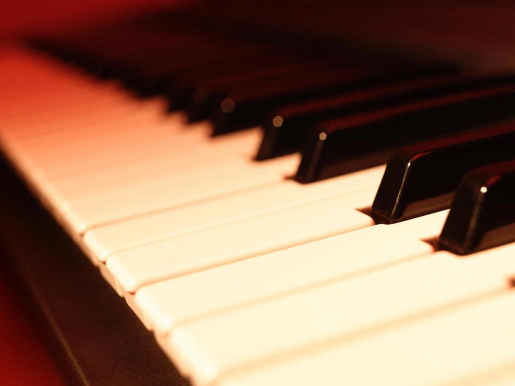 Music Wallpaper: Piano