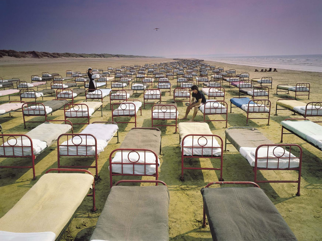 Music Wallpaper: Pink Floyd - A Momentary Lapse of Reason