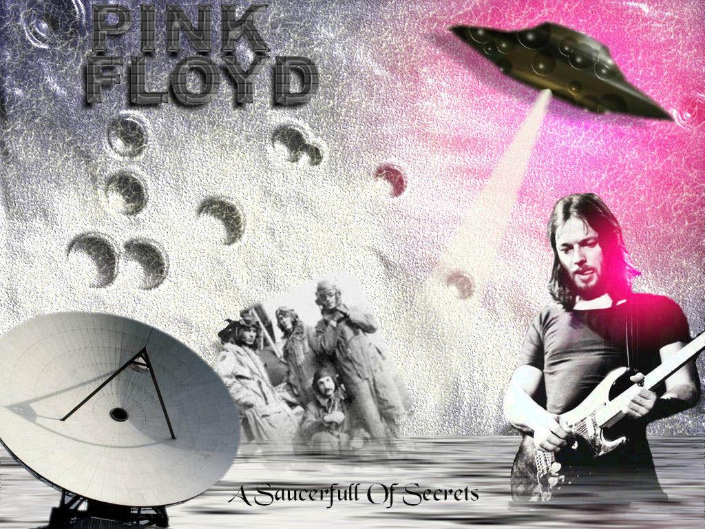 Music Wallpaper: Pink Floyd - A Saucerful of Secrets