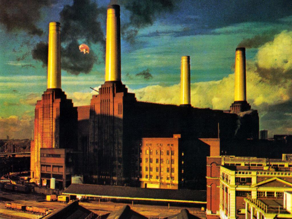 Music Wallpaper: Pink Floyd - Animals