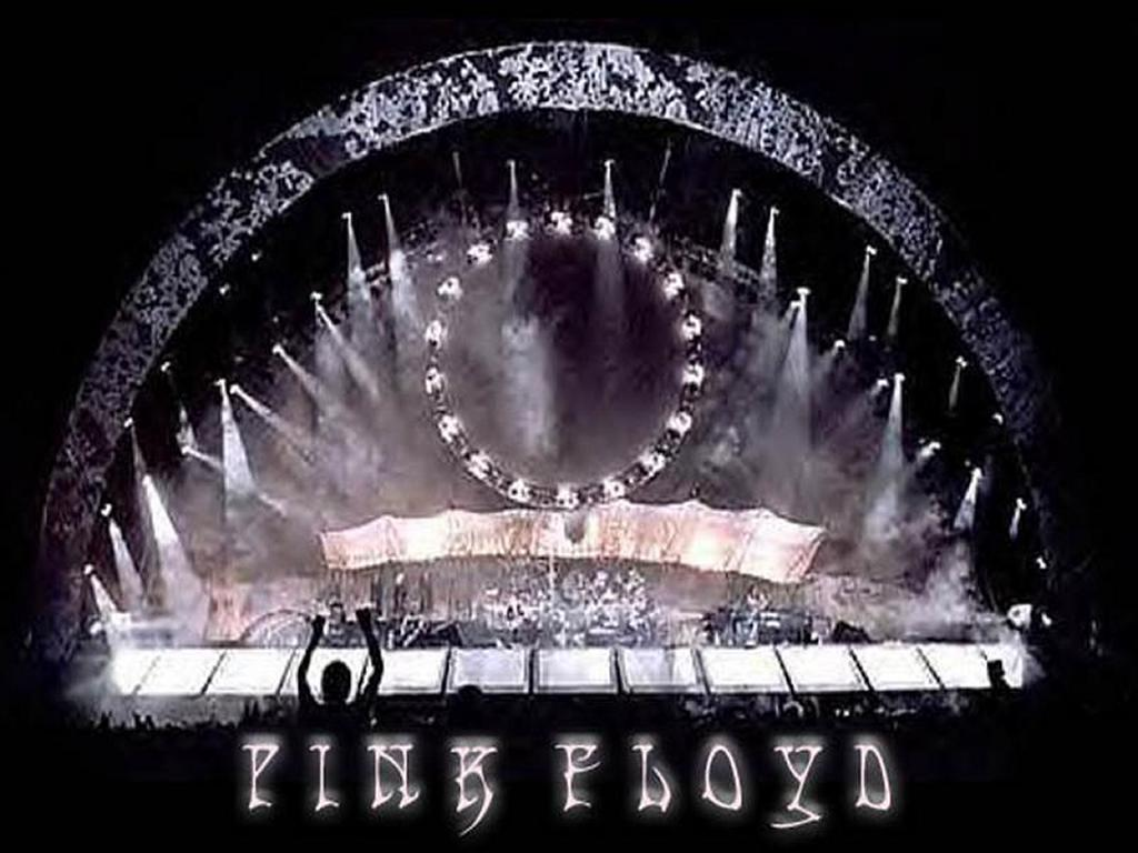 Music Wallpaper: Pink Floyd in Concert