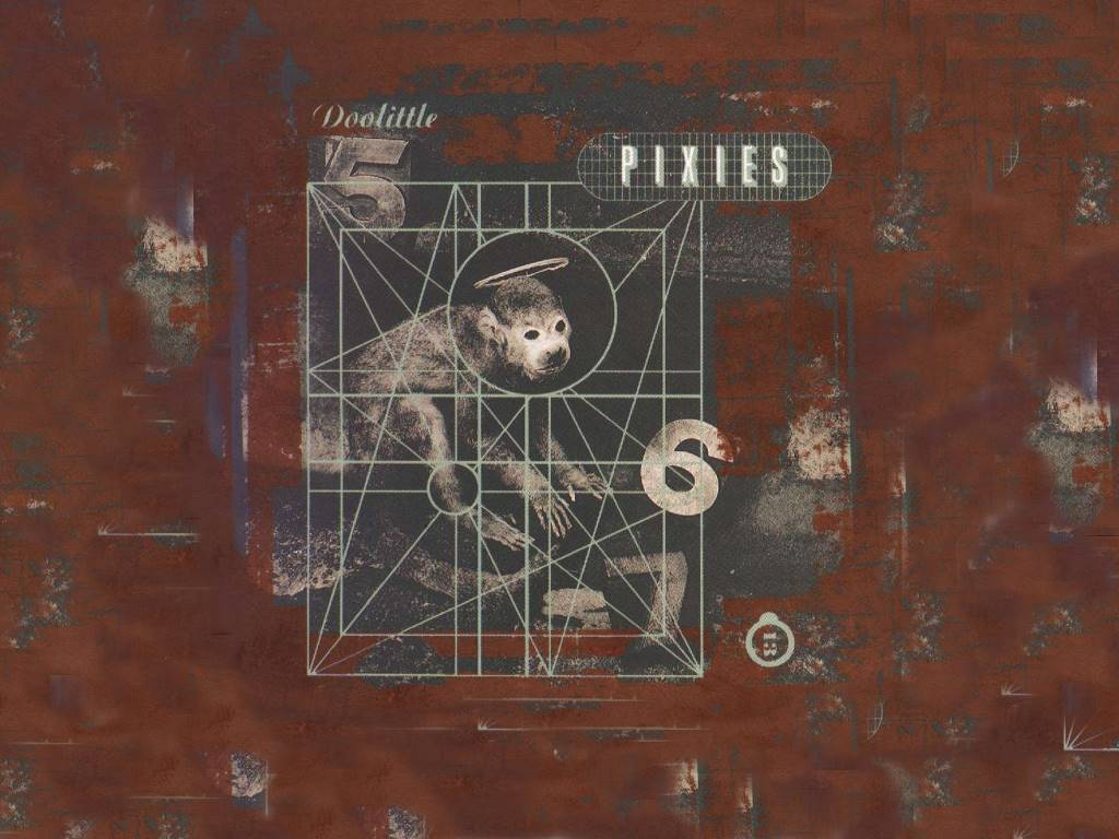 Music Wallpaper: Pixies - Doolittle