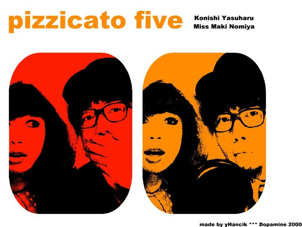 Music Wallpaper: Pizzicato Five