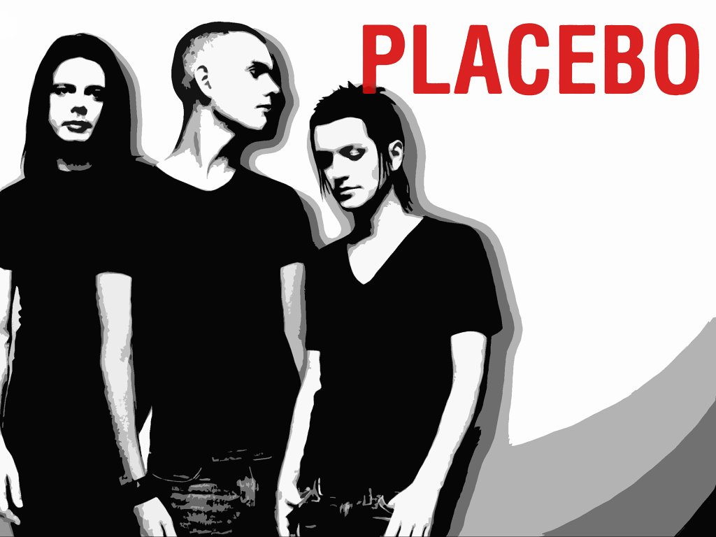 Music Wallpaper: Placebo