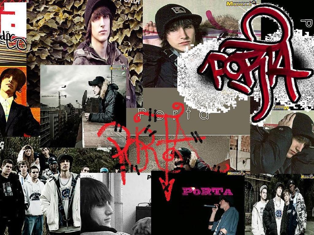 Music Wallpaper: Porta