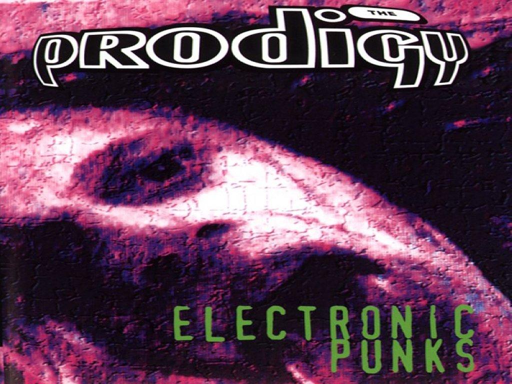 Music Wallpaper: Prodigy - Electronic Punks
