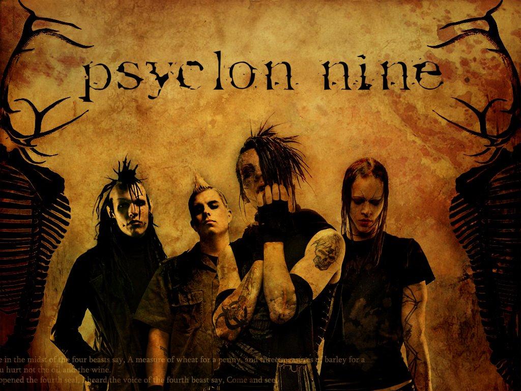Music Wallpaper: Psyclon Nine